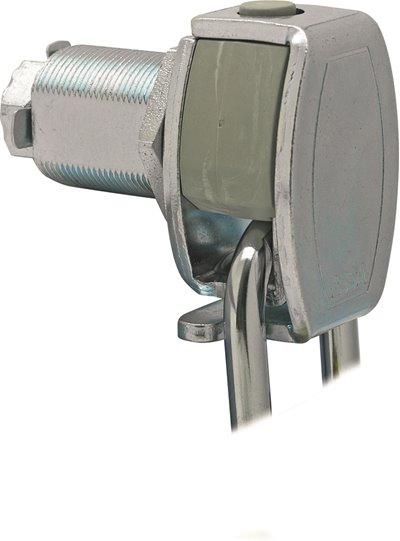 Locker hasps for doorthickness < 22mm