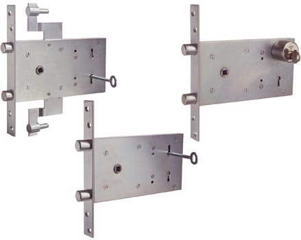 Locks for cell doors and cell windows