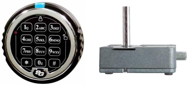 S&G Titan Direct Drive - 10 koder