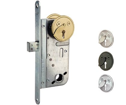 Locks with bolt only