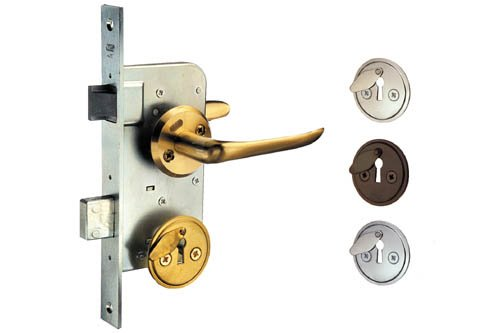 ASSA 40 B7 Mortise sashlock