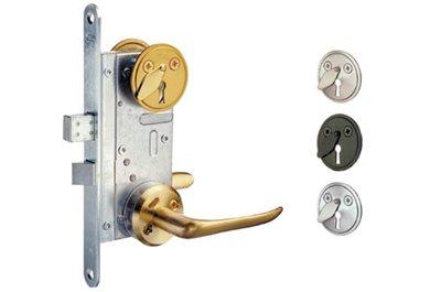 Lever locks