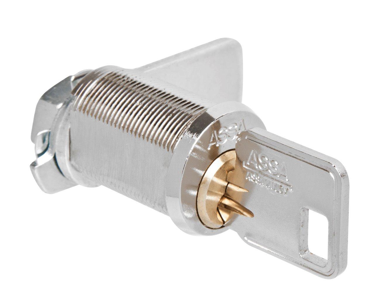 assa lås skåp ~ skåplåscylinder 13450  medel säkerhet  assa oem, assaoem