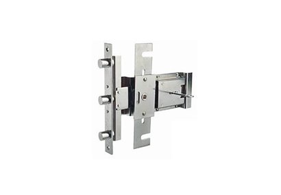 Locks for heavy doors