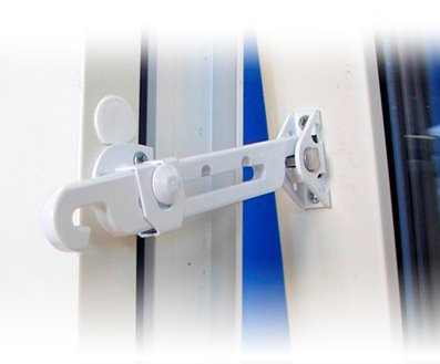Window catches ASSA 393