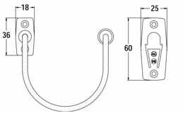 Restrictor ASSA 84